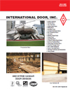 international door brochure