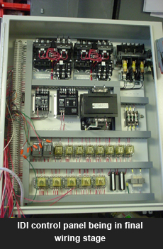 Controlpanels on Truck Wiring